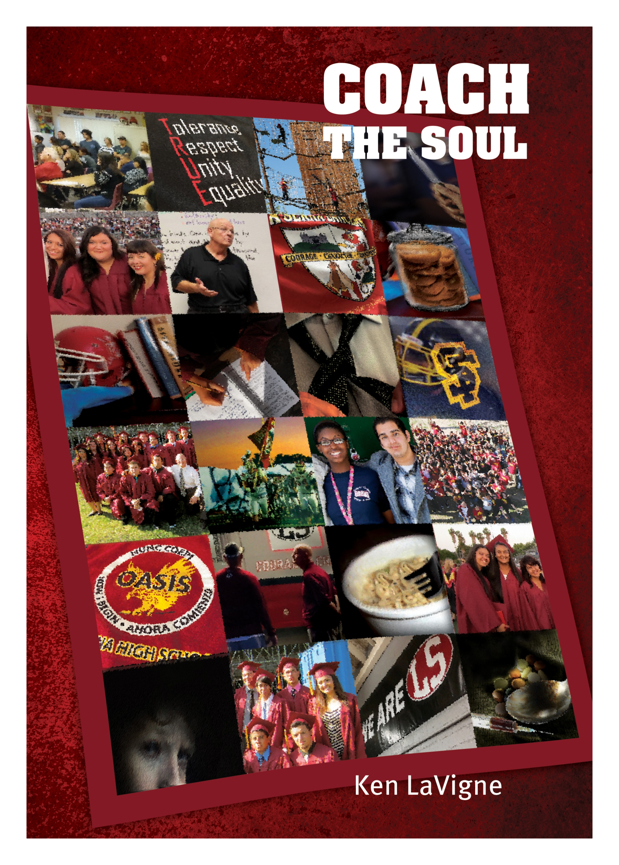 Coach the Soul - Book Cover with frame