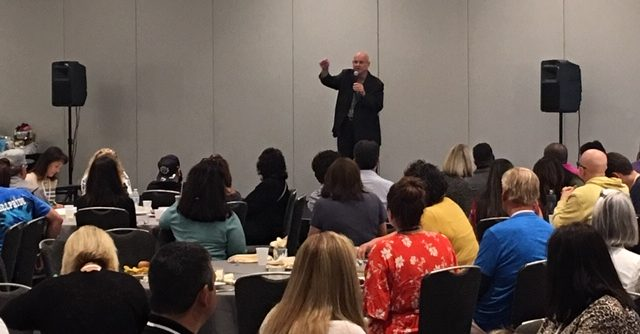 CCEA, California Continuation Educators Association State Conference Keynote - April 2019